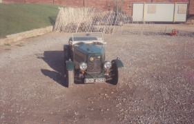 A selection of pictures of past and present cars.